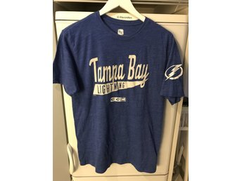 Tampa Bay Lightning -T Shirt (M)