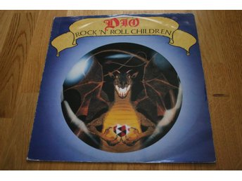 Dio - Rock 'N' Roll Children 12'' maxi 1985