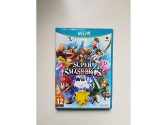 Super Smash Bros for Wii U - nyskick!