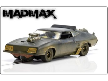 Ford Falcon XB GT - MAD MAX ..... SCALEXTRIC
