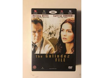 The Galindez file/Harvey Keitel/Saffron Burrows