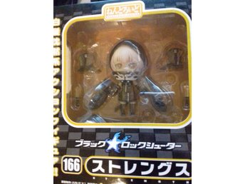 Nendoroid BRS Black Rock Shooter Strength figur anime manga spel