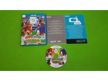 Mario & Sonic at the Rio 2016 Nintendo Wii U Nintendo WiiU