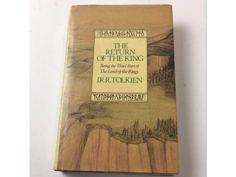 Bok, Lord of The Rings, J.R.R. Tolkien, Inbunden, ISBN: 000000