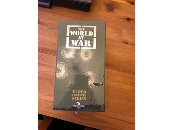 The World At War -16 disc complete serie