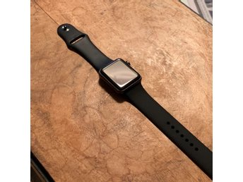 Apple Watch Series 3 | Space Grey Black 42mm