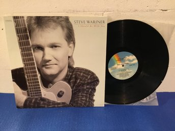 Steve Wariner - I Should Be With You US Orig-88 TOPPEX !!!!!