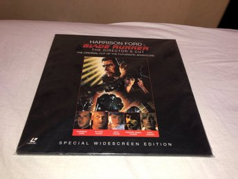 Blade runner - the director's cut - Widescreen special edition - 2st Laserdisc