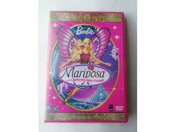 Barbie Mariposa And Her Butterfly Fairy Friends DVD