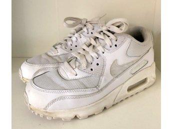 size 40 8da93 36dce Vita Nike Air i stl 36,5
