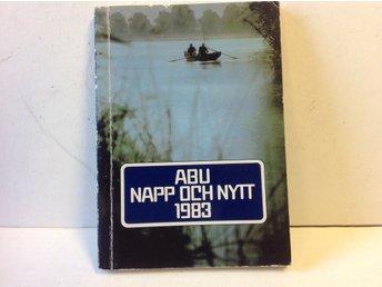 dd3c30054 ABU.Napp och Nytt.1983. (353928145) ᐈ Köp på Tradera