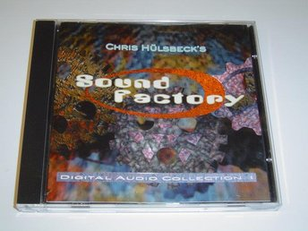 Chris Hylsbeck Sound Factory Soundtrack Musik *NYTT*
