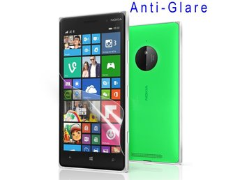 Anti-glare Skärmskydd - Nokia Lumia 830 - Södertälje - Anti-glare Skärmskydd - Nokia Lumia 830 - Södertälje