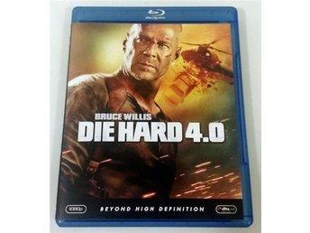 Die Hard 4.0 (Blu-ray) - Stockholm - Die Hard 4.0 (Blu-ray) - Stockholm