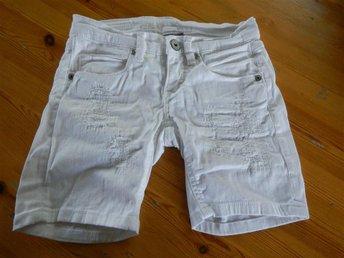 Shorts (vita) - Norrfjärden - Shorts (vita) - Norrfjärden
