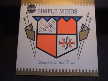 LP - SIMPLE MINDS. Sparkle in the Rain. 1983