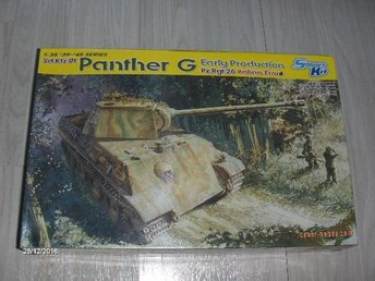 Dragon 1/35 - Panther G Early Production Byggsats - NYTT