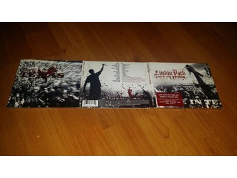 CD: Linkin Park - Live in Texas