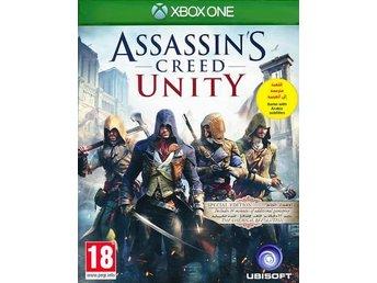 Assassins Creed Unity Spec. Ed. (XBOXONE) - Nossebro - Assassins Creed Unity Spec. Ed. (XBOXONE) - Nossebro