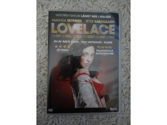 Lovelace med Amanda Seyfried på DVD