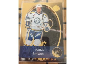 Gold Cards - Tomas Jonsson