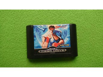 Street Fighter 2 Special Champion Edition Sega Megadrive