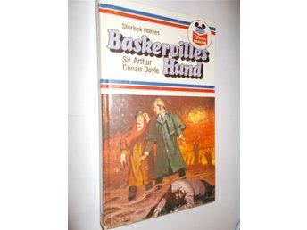 Sir Arthur Conan Doyle Sherlock Holmes Baskervilles Hund Disney s Bokklubb - Farsta - Sir Arthur Conan Doyle Sherlock Holmes Baskervilles Hund Disney s Bokklubb - Farsta