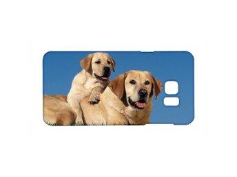 Labrador Mamma Och Valp Samsung Galaxy Note 5 Mobilskal - Karlskrona - Labrador Mamma Och Valp Samsung Galaxy Note 5 Mobilskal - Karlskrona