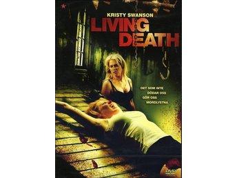Living Death.. (Kristy Swanson) (Svensk utgåva) Ny,Inplastad.. - Katrineholm - Living Death.. (Kristy Swanson) (Svensk utgåva) Ny,Inplastad.. - Katrineholm