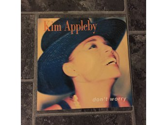 "KIM APPLEBY - DON´T WORRY. (7"")"