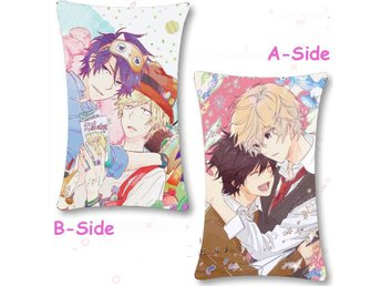 Anime Hitorijime My Hero BL otaku Dakimakura Örngott Pillow Case