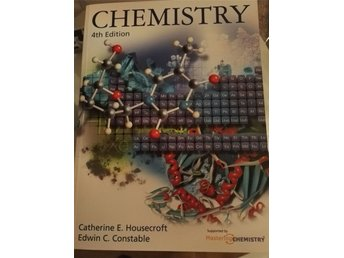 Bok: Chemistry 4th edition