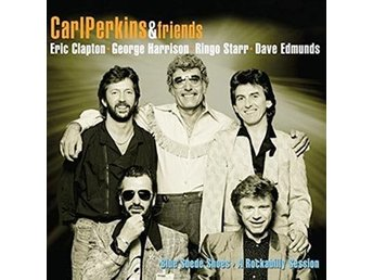 Perkins Carl & Friends: Blue suede shoes 1985 (CD + DVD)