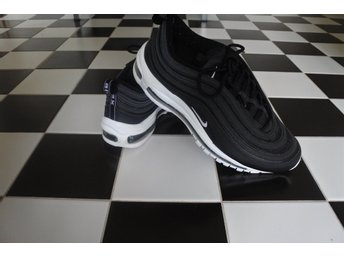 Nike Air max 97 skor black/white 43