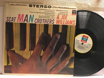 SCAT MAN CROTHERS & JOE WILLIAMS - S/T