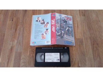 New Kids On The Block - Hangin' Tough VHS