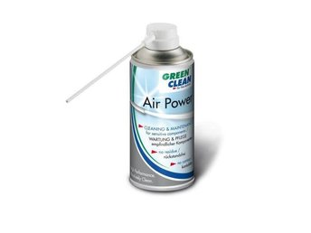 GREEN CLEAN Tryckluft 250 ml. G-2025 Air Power