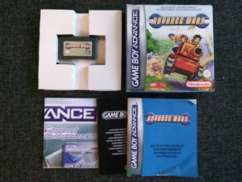 Advance Wars, GBA/Game Boy Advance