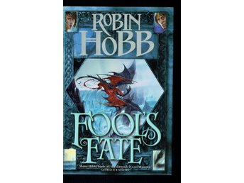 Robin Hobb - The tawny man book 3- Fools fate (Fint skick)
