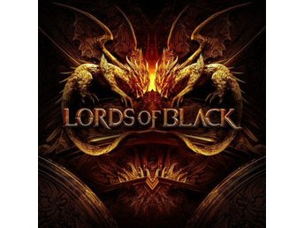 Lords Of Black -S/t digipak S/S w/ Rainbow vocalist Rare pri