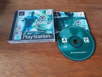 ISS PRO EVOLUTION SOCCER 2 PS1 BEG