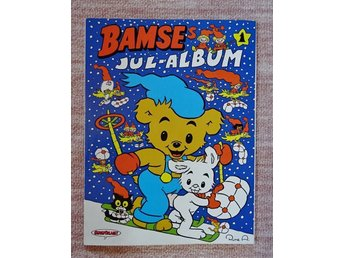 ~ BAMSES JUL-ALBUM. Nr 1. 1991.