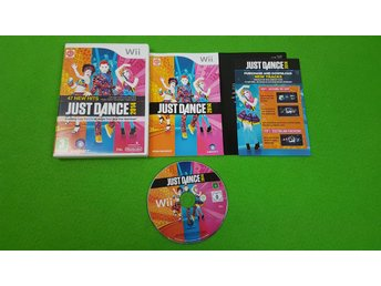 Just Dance 2014 KOMPLETT Nintendo Wii