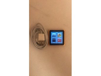 Apple iPod nano - 8 gb - fri frakt + laddare A2385