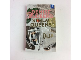 Bok, Disa, Denise Rudberg, Pocket, ISBN: 9789175036649, 2017
