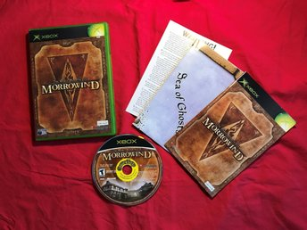 THE ELDER SCROLLS 3 MORROWIND XBOX BRA SKICK
