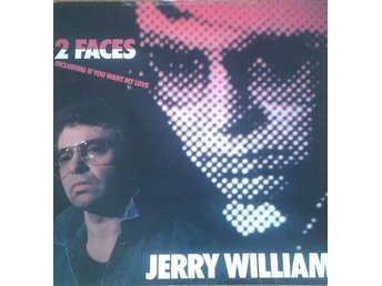 Jerry Williams  titel*  2 Faces