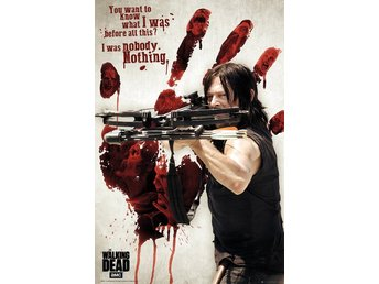 THE WALKING DEAD - Bloody Hand Daryl