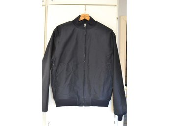 Pike Brothers 1942 Zip Deck jacket navy storlek M ny - Lund - Pike Brothers 1942 Zip Deck jacket navy storlek M ny - Lund