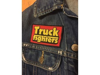 Truckfighters - patch, tygmärke - stonerrock - Queens of The Stoneage, Kyuss,,